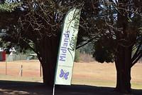 Midland meander vlag