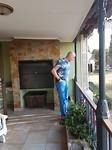 Peter op het balkon
