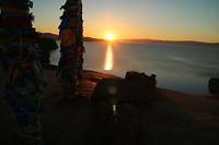 Sunset Baikal