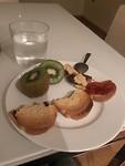 Eerste ontbijtje in het huis 🤗