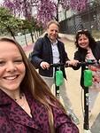 Sevilla - Scooteren door de stad