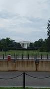 Het bewijs dat we toch echt bij het Witte Huis zijn geweest