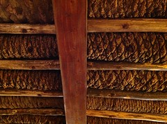 Balkenplafond