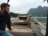 Per boot naar de ondergrondse rivieren