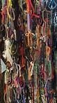 Corri's kralenarmbandje in het midden