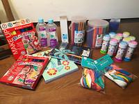 Spulletjes voor de kids :)