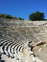 Patara, theater