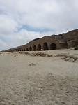 Aquaduct bij Caesarea