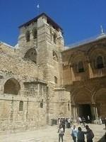 De kerk van het Heilig Graf