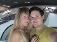 Jonathan en Sanne