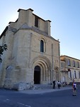 kerk in de wijnstreek