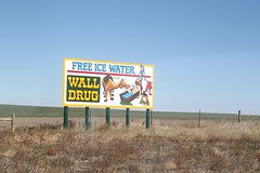 Free ice water
