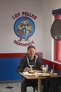 Ontbijten bij Los Pollos Hermanos