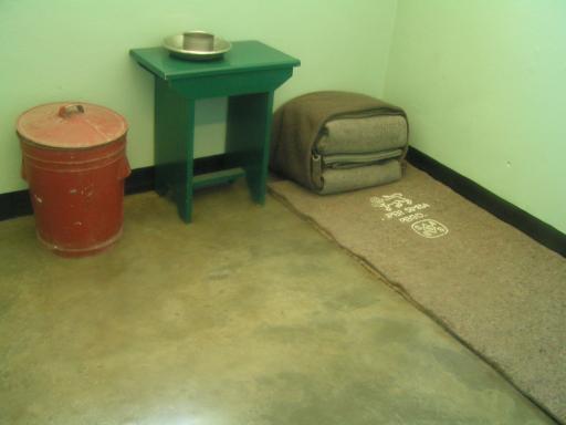 gevangenis Nelson Mandela - robbeneiland