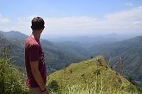 Uitzicht vanaf Little Adam's Peak