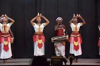 Kandyan dance show