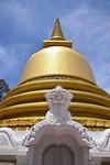 Bij de gouden tempel