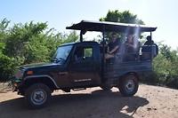 Onze jeep