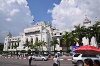 Lekker rondlopen door Yangon