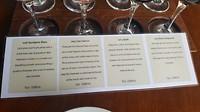 De verschillende wijntjes