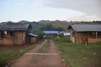 Het dorp waar we verbleven