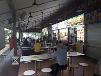 Hawker (food court)