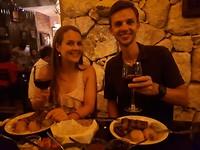 Heerlijk eten & wijn