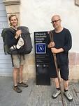 Vader en zoon uit Stockholm.