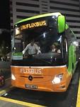 De Flixbus naar Porto.