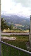 Wijds uitzicht te Cassio