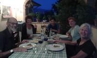 Samen eten bij Pino en Anna