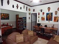 receptie hotel Santamaria