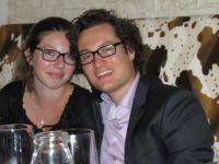 Wesley en Stephanie