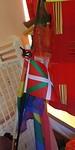 Het vlaggetje van Baskenland