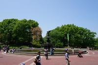 Bethesda Fountain #3