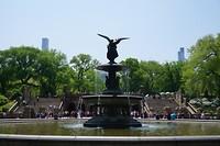 Bethesda Fountain #4
