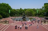 Bethesda Fountain #7