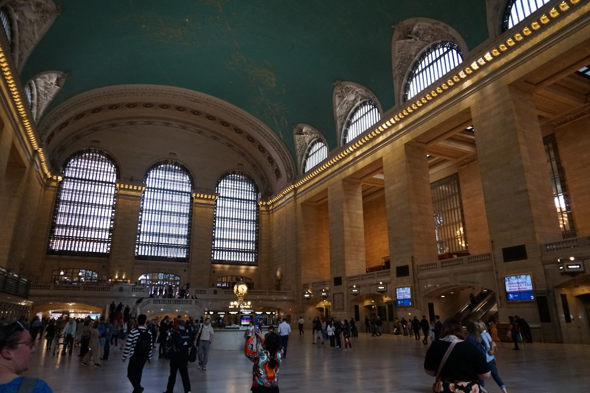 Grand Central #1
