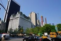 Start van Central Park