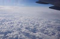 Uitzicht vanuit vliegtuig #15
