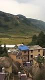 Uitzicht hostel Yuangyang