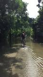 Tam Coc - Fietsen door het water