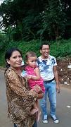 Oma, Sharon en Wibo