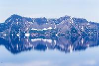 weerspiegeling Crater Lake