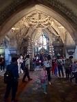 De bottenkerk in Sedlec vlakbij Kutná Hora