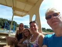 Samen op de fietsbootveer