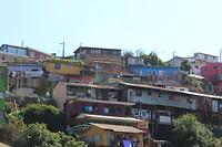 Stad tegen de heuvels