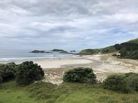 Uitzicht op Ocean Beach