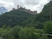 Kasteel bij Bolzano
