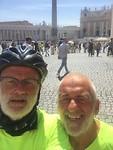 We zijn un Rome, Vatikaanstad